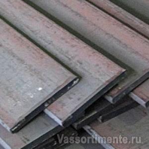 Полоса горячеоцинкованная 40х8 мм L=6м ГОСТ 103-2006