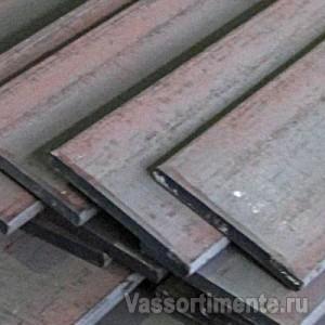 Полоса горячеоцинкованная 50х6 мм L=6м ГОСТ 103-2006