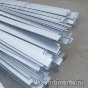 Полоса горячеоцинкованная 100х6 мм L=6м ГОСТ 103-2006