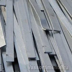 Полоса горячеоцинкованная 20х3 мм в бухте ГОСТ 103-2006